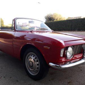 Alfa Romeo Giulia GTC 1600 unificato 1973 replica