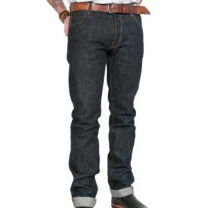Blue Blanket – P01 Regular Raw Selvage Jeans 13oz