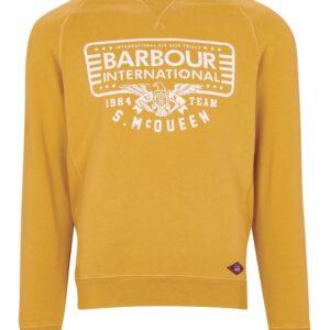 Barbour International 1964 Team Sweat-Harvest Gold