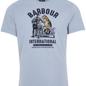 Barbour Legendary A7 Tee-Flint