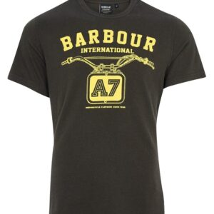 Barbour Legendary A7 Tee-Forest