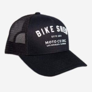 Bike Shed ESTD Cap Black