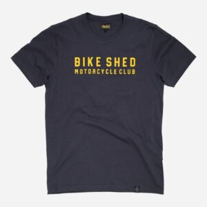 Bike Shed Brick T-shirt Asphalt